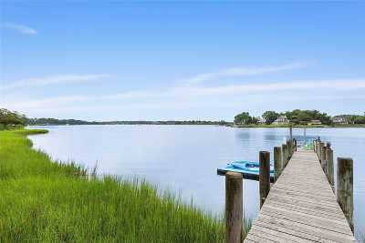 Sag Harbor Single Family Home For Sale: 51 Coves End Ln