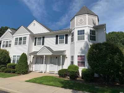 Middle Island Condo/Townhouse For Sale: 29 Country View Ln