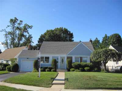 Syosset Single Family Home For Sale: 13 Jarvis Ave