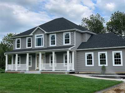 Single Family Home For Sale: Lot 1 Manor Ct
