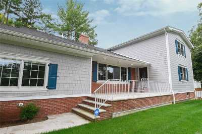 Manhasset Single Family Home For Sale: 12 Plymouth Rd