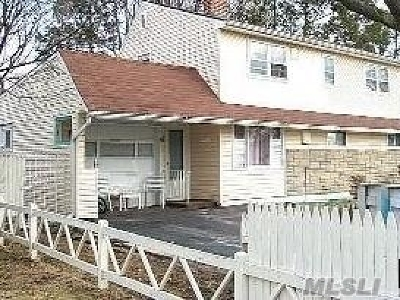 Levittown Single Family Home For Sale: 27 Collector Ln