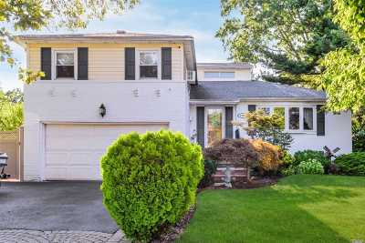 Bellmore Single Family Home For Sale: 2156 Kenwood Pl