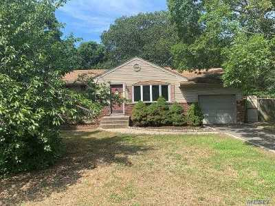 Ronkonkoma Single Family Home For Sale: 635 5th St