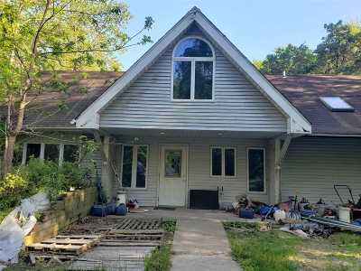 Coram Single Family Home For Sale: 179 Coram-Mt Sinai Rd