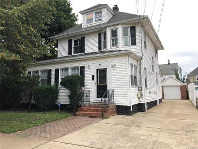 Nassau County, Suffolk County Single Family Home For Sale: 188 Lincoln Ave