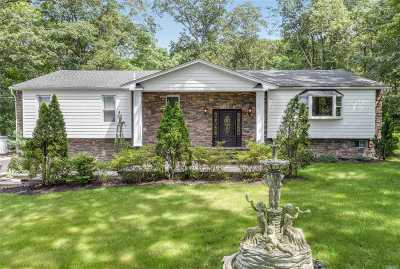 Nassau County, Suffolk County Single Family Home For Sale: 500 Deer Park Rd