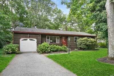 E. Quogue Single Family Home For Sale: 7 Evergreen Ct