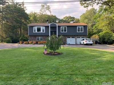 Dix Hills Single Family Home For Sale: 49 Wildwood Dr