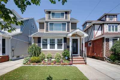 Forest Hills Single Family Home For Sale: 70-29 Nansen St