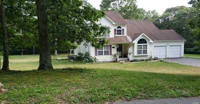 Middle Island Single Family Home For Sale: 68 Barbara Ln