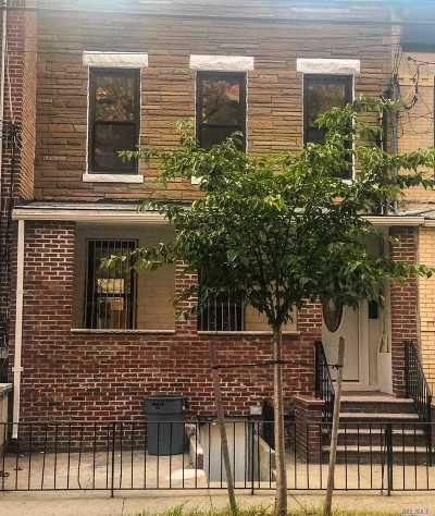 Brooklyn Single Family Home For Sale: 975 Hegeman Ave