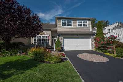 Hauppauge NY Single Family Home For Sale: $819,000