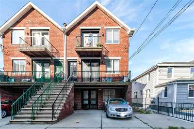 Rockaway Park Condo/Townhouse For Sale: 183 Beach 117th St #1