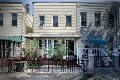 Brooklyn Single Family Home For Sale: 43 Essex St