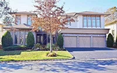 Jericho Single Family Home For Sale: 19 Olde Hamlet Dr