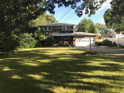 N. Babylon Single Family Home For Sale: 70 Erlanger Blvd