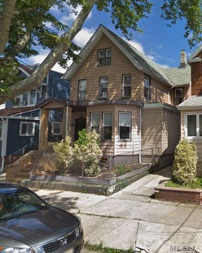 Woodhaven Multi Family Home For Sale: 80-13 88th Ave