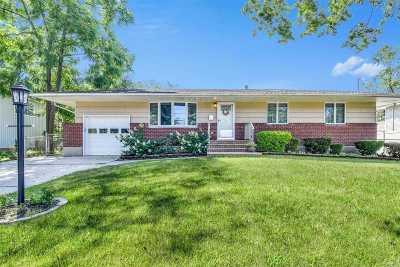 Commack Single Family Home For Sale: 156 Wicks Rd