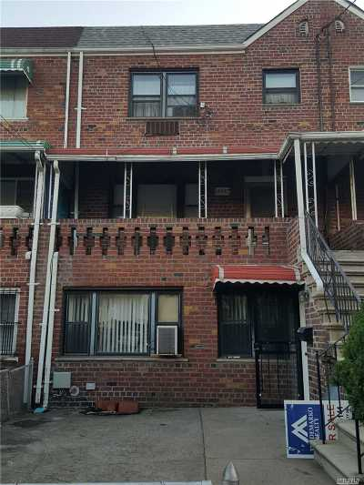 Brooklyn Multi Family Home For Sale: 698 E 96th St