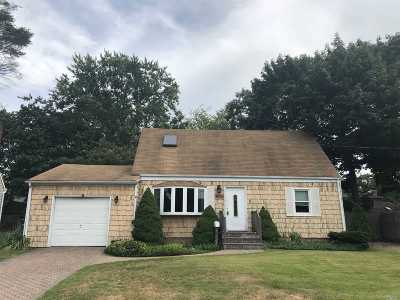 Deer Park NY Single Family Home For Sale: $369,995