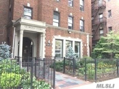 Forest Hills Condo/Townhouse For Sale: 109-20 Queens Blvd #6A
