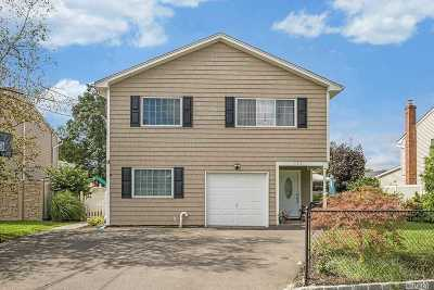 Bethpage Single Family Home For Sale: 151 Floral Ave