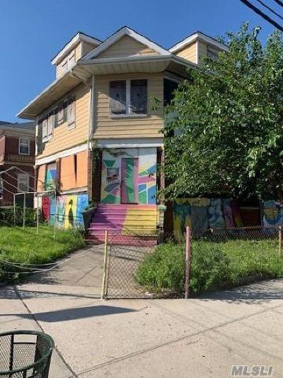 Rockaway Park Single Family Home For Sale: 113-03 Rockaway Beach Blvd