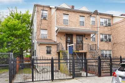 Brooklyn Multi Family Home For Sale: 712 Schenck Ave
