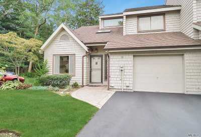 East Islip Condo/Townhouse For Sale: 10 Rose Ct