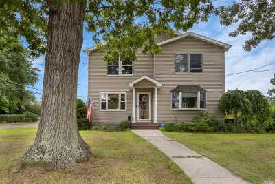 West Islip Single Family Home For Sale: 1149 Hyman Ave