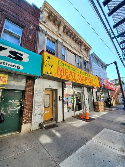 Woodhaven Multi Family Home For Sale: 80-30 Jamaica Ave