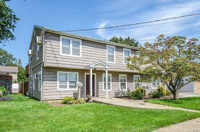 Bethpage Single Family Home For Sale: 30 Mary Ln