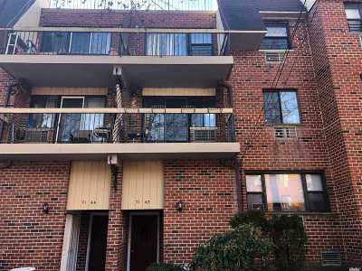 Fresh Meadows Condo/Townhouse For Sale: 71-42 162 St #3