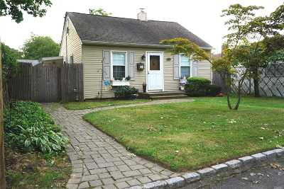 W. Babylon Single Family Home For Sale: 165 7th Ave