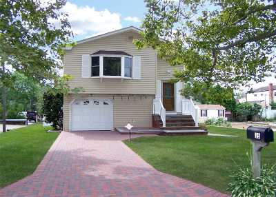 Dix Hills Single Family Home For Sale: 15 Kenmore St