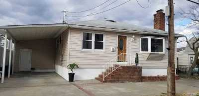 Bellmore Single Family Home For Sale: 2821 Clubhouse Rd