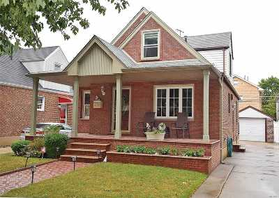 Bellerose, Glen Oaks Single Family Home For Sale: 82-39 247