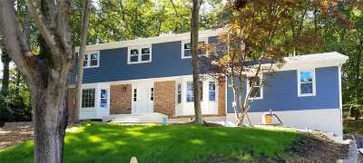 Setauket Single Family Home For Sale: 6 Yale Ct