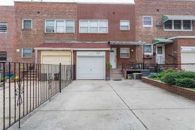 Whitestone Single Family Home For Sale: 1209 151 Pl