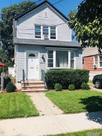 Queens Village Single Family Home For Sale: 222-33 Edmore Ave
