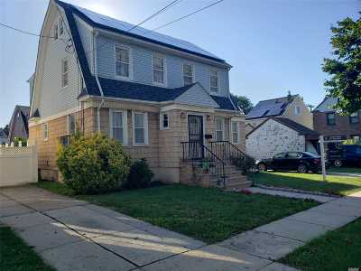 Queens Village Single Family Home For Sale: 109-43 212th St