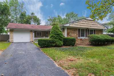 Lake Grove Single Family Home For Sale: 4 Twisting Dr