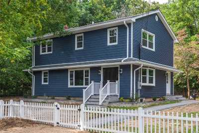 Nesconset Single Family Home For Sale: 56 Smith St