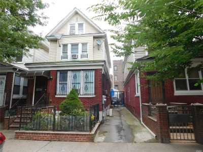 Jackson Heights Multi Family Home For Sale: 3531 93 Street