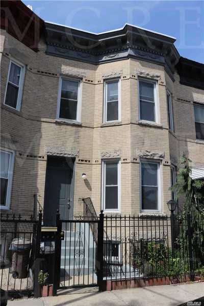 Brooklyn Single Family Home For Sale: 162 East 22 St