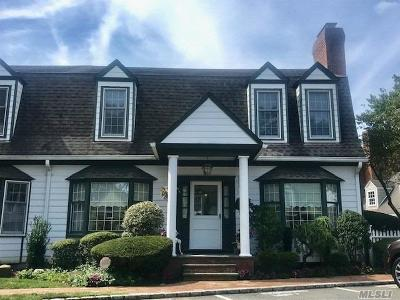 Manhasset NY Condo/Townhouse For Sale: $895,000