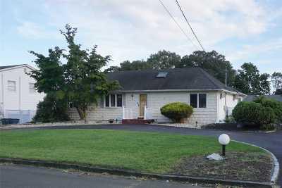 N. Babylon Single Family Home For Sale: 60 Easton Ave