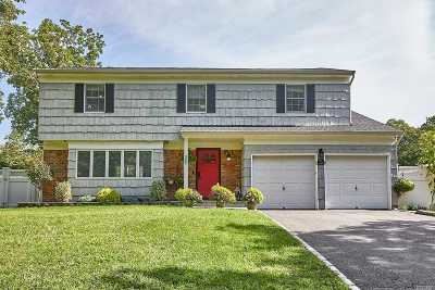 Nesconset Single Family Home For Sale: 30 Galahad Ln