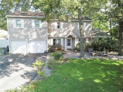 Centereach Single Family Home For Sale: 3 Camelot Dr